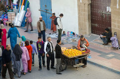 marrakech morocco Arkivbild