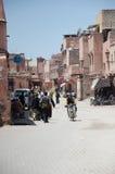 marrakech morocco Arkivfoto