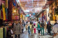 marrakech morocco Arkivbilder