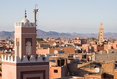 Marrakech Morocco Africa Stock Photos