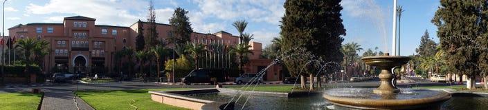 Sofitel Marrakech Palais Stock Photos