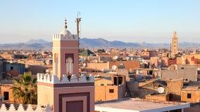 Marrakech, Morocco Stock Photography