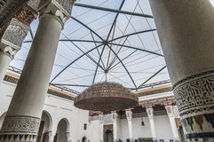 Marrakech Museum located at Morocco Stock Photos