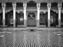 Marrakech Museum Royalty Free Stock Photography