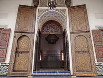 Marrakech Museum Stock Photo