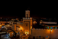 Marrakech by night. Is very charmant Royalty Free Stock Image