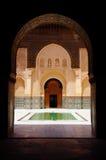 Marrakech palace Stock Photo