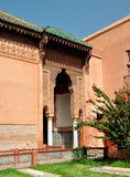 Marrakech saadian tombs Royalty Free Stock Photos