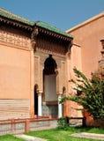 Marrakech saadian tombs Royalty Free Stock Photos
