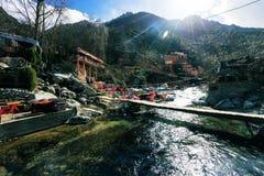 Marrakech stream royalty free stock photography