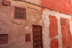 Marrakech Wall Royalty Free Stock Photos