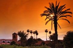 Marrakesch stockbild