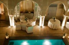 Marrakesch-Hotel stockfotos
