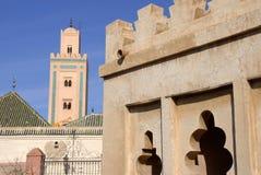 Marrakesch, Marokko Stockfotos