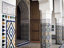 Marrakesch-Museum Stockbild