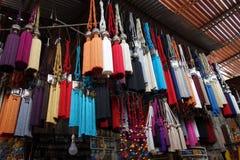 Marrakesch-souk in Marokko, Afrika Lizenzfreies Stockbild