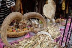 Marrakesch-souk in Marokko, Afrika Lizenzfreie Stockfotografie