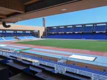 Marrakesch-Stadion Stockfoto