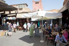 Marrakesh Royalty Free Stock Images