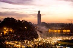 Marrakesh Fotografia Stock Libera da Diritti