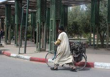 Образ жизни в marrakesh стоковое фото rf