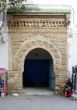 Marrakesh dörröppning Royaltyfri Bild