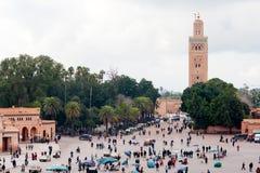 Marrakesh - il Marocco fotografie stock libere da diritti
