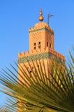 Marrakesh Koutoubia Mosque Royalty Free Stock Image