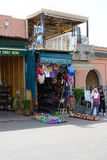 Marrakesh market Royalty Free Stock Photography