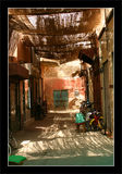 Marrakesh Market (Souk) stock images
