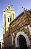 Marrakesh Marocko Afrika Arkivfoto
