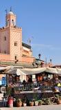 Marrakesh - Marruecos Imágenes de archivo libres de regalías