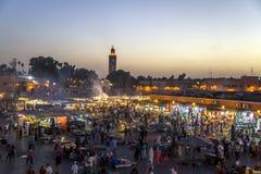 Marrakesh, Marruecos Fotos de archivo libres de regalías
