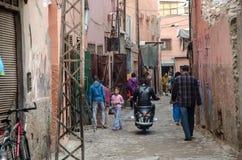 Marrakesh, Marruecos Imágenes de archivo libres de regalías