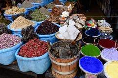 Marrakesh Medina Markets Royalty Free Stock Images