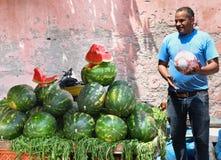 Marrakesh Medina Markets Royalty Free Stock Photos