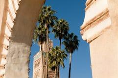 Marrakesh Medina - Morocco Stock Photos