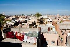Marrakesh Medina - Morocco Royalty Free Stock Photography