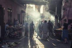 Marrakesh Medina Stock Images