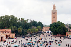 Marrakesh - Morocco Royalty Free Stock Photos