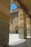 marrakesh morocco Royaltyfria Bilder
