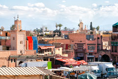 Marrakesh - Morocco Royalty Free Stock Photo