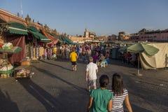Marrakesh, Morocco Stock Photography