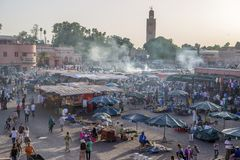 Marrakesh, Morocco Royalty Free Stock Images