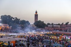 Marrakesh, Morocco Royalty Free Stock Photography