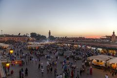 Marrakesh, Morocco Stock Photos