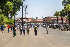 Marrakesh, Morocco Stock Images