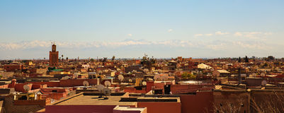 Marrakesh, Morocco. Royalty Free Stock Image