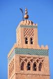 marrakesh moské Royaltyfria Bilder