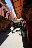 Marrakesh rynek Fotografia Stock